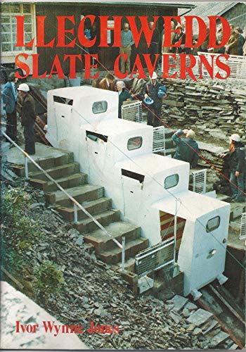 Llechwedd slate caverns By Ivor Wynne Jones