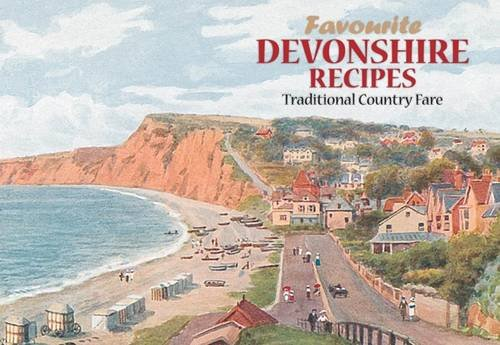 Favourite Devonshire Recipes (Favourite Recipes Series) (Devon) By June Kittow