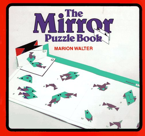 The Mirror Puzzle Book By Marion Walter