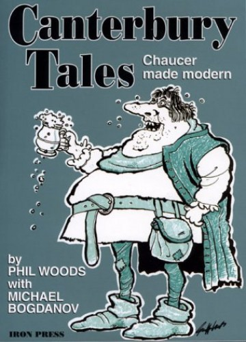 Canterbury Tales By Phil Woods