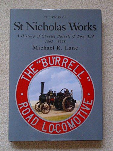 Story of St. Nicholas Works By Michael R. Lane