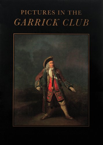 Pictures in the Garrick Club By Geoffrey Ashton