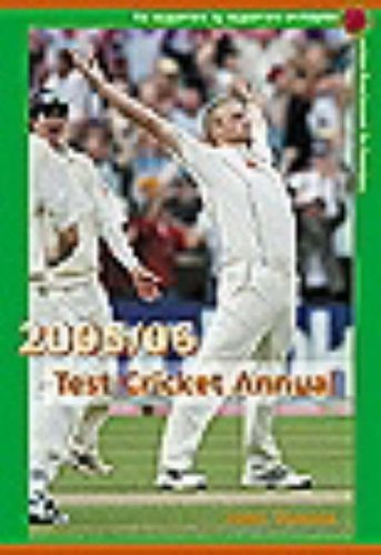 Test Cricket Annual By John Woods