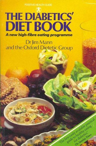 Diabetics Diet Book By Jim Mann