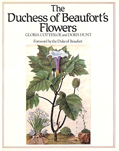 Duchess of Beaufort's Flowers By Gloria Cottesloe