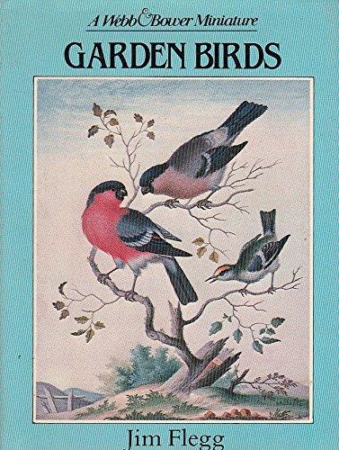 Garden Birds By Jim Flegg