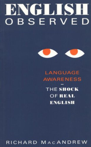 English Observed By Richard MacAndrew