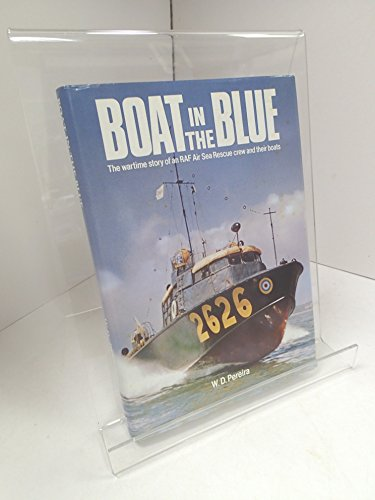 Boat in the Blue By W.D. Pereira