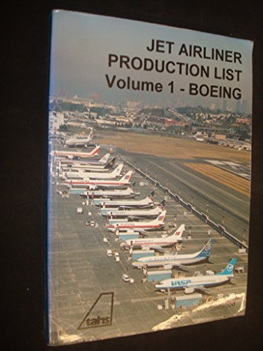 Airliner Production List 1980/81 By J.R. And A.B. Eastwood Roach
