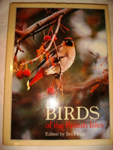 Birds of the British Isles By Jim () Flegg