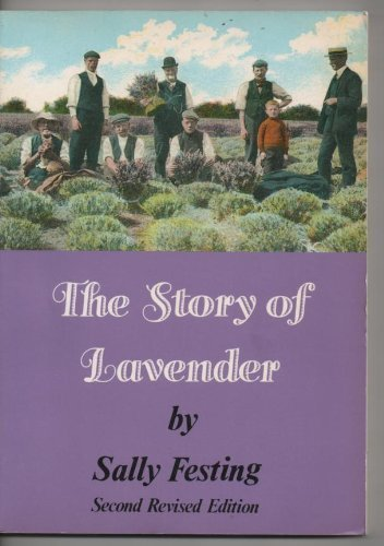 The Story of Lavender By Sally Festing