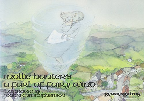 A Furl of Fairy Wind by Mollie Hunter