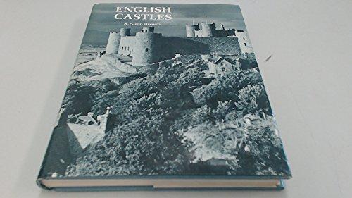 English Castles By R. Allen. Brown
