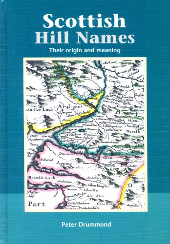 Scottish Hill Names By Peter Drummond
