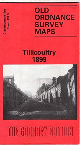 Tillicoultry 1899 By Jean Peacock
