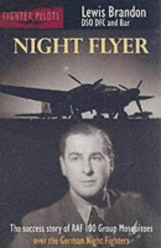 Night Flyer (Fighter pilots) By L. Brandon