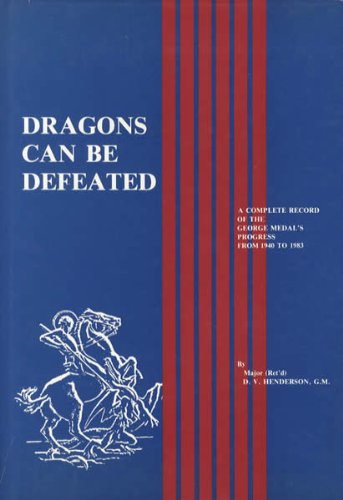 Dragons Can be Defeated By D.V. Henderson