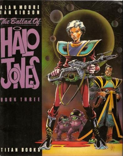 Halo Jones By Alan Moore