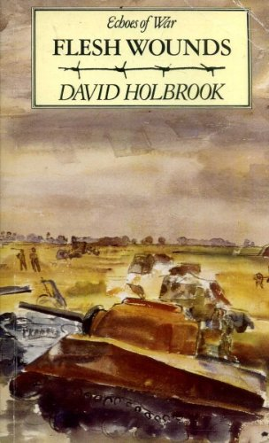 Flesh Wounds (Echoes of War) by Holbrook, David Paperback Book The Cheap Fast