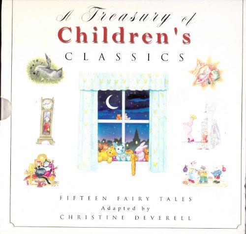 A Treasury of Children's Classics Set By Penton Kids