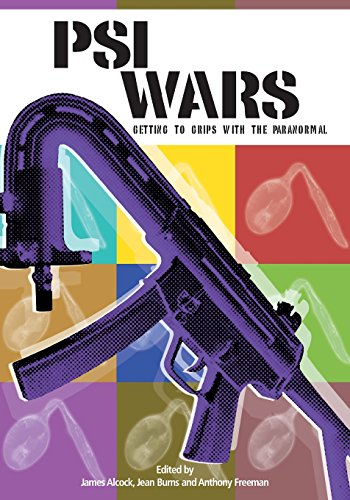 Psi Wars By James E Alcock