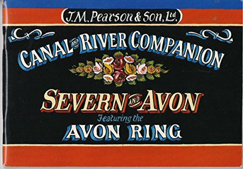Pearson's Canal and River Companion: Severn and Avon By Michael Pearson