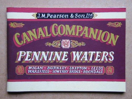 Pearson's Canal Companion By Michael Pearson