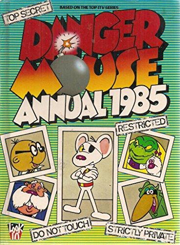 Dangermouse Annual By Angus P Allan