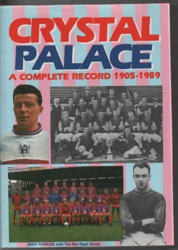 Crystal Palace By Mike Purkiss