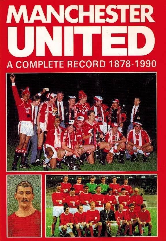Manchester United By Ian Morrison