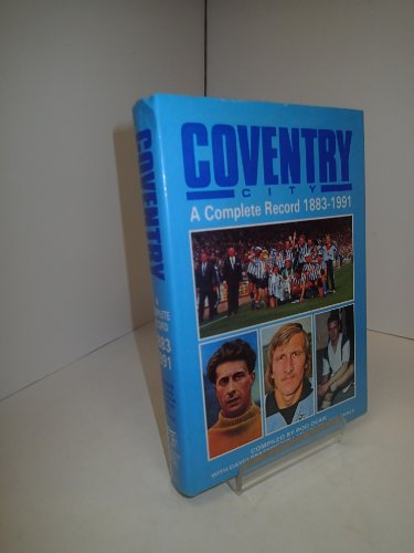 Coventry City By Rod Dean