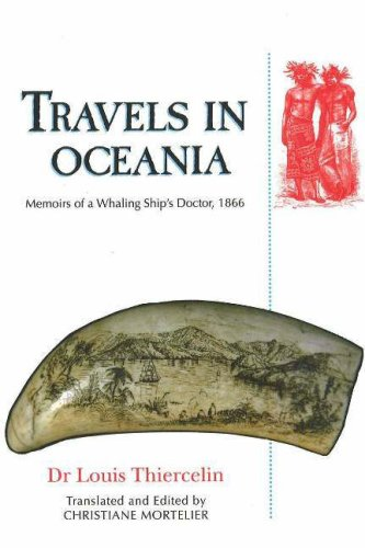 Travels in Oceania By Christiane Mortelier