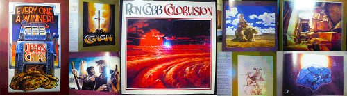 Colorvision By Ron Cobb