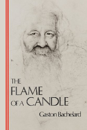 The Flame of a Candle by Gaston Bachelard
