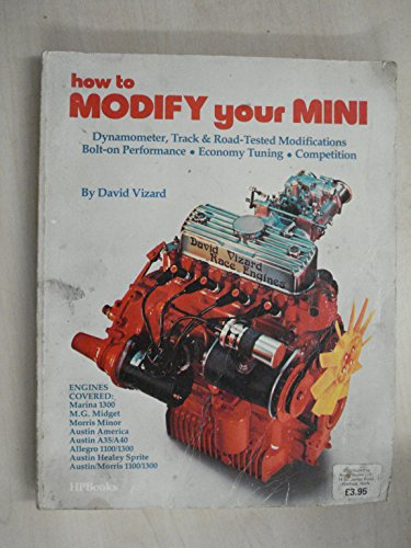 How-to-Modify-Your-Mini-by-Vizard-David-Paperback-Book-The-Cheap-Fast-Free-Post