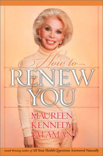 How to Renew You By Maureen Kennedy Salaman