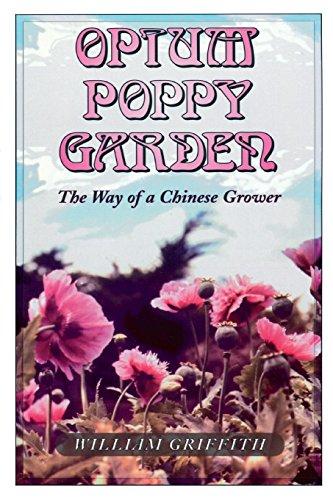 Opium Poppy Garden By William Griffith
