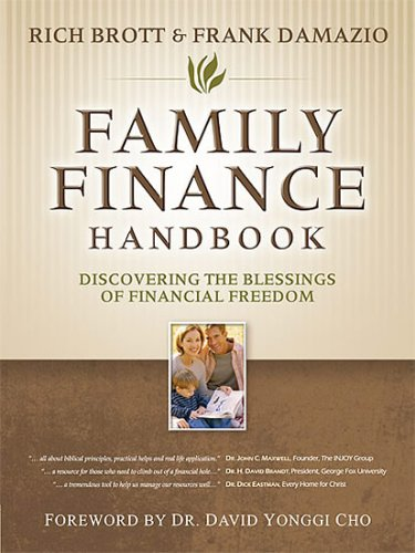 Family Finance Handbook By Frank Damazio