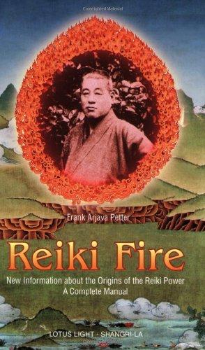 Reiki Fire By Frank Arjava Petter