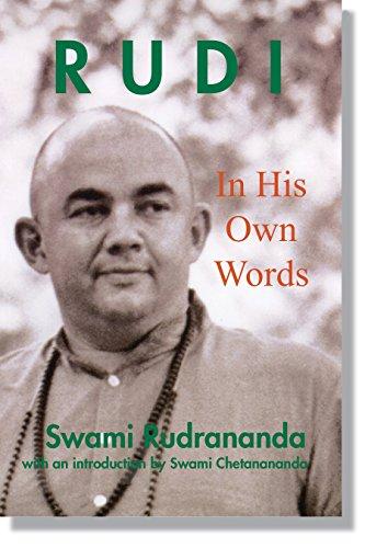 Rudi By Swami Rudrananda