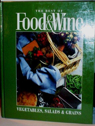 Vegetables, Salads & Grains By Food