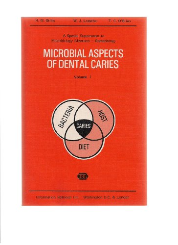 Microbial Aspects of Dental Caries: Workshop Proceedings By H.M. Stiles