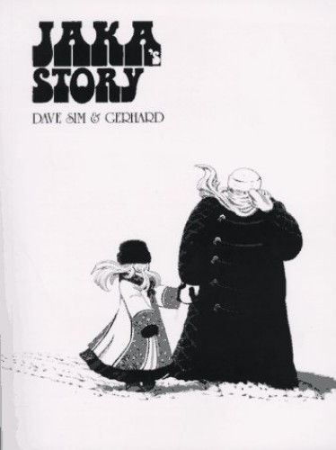 Jaka's Story (Cerebus, Book 5) By Gerhard