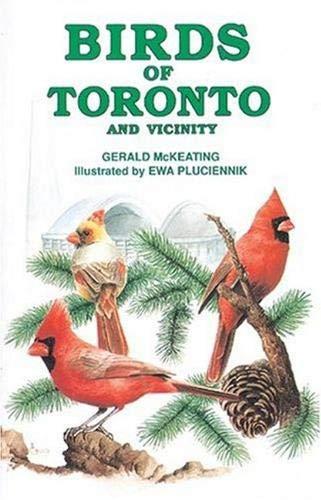Birds of Toronto By Gerald McKeating