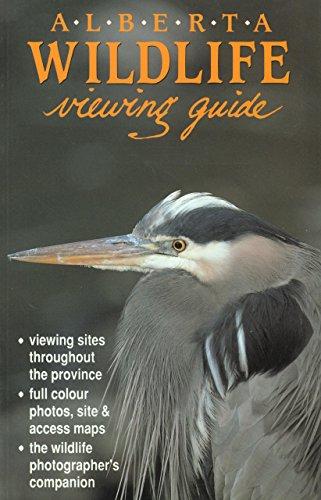 Alberta Wildlife Viewing Guide By Jim Butler