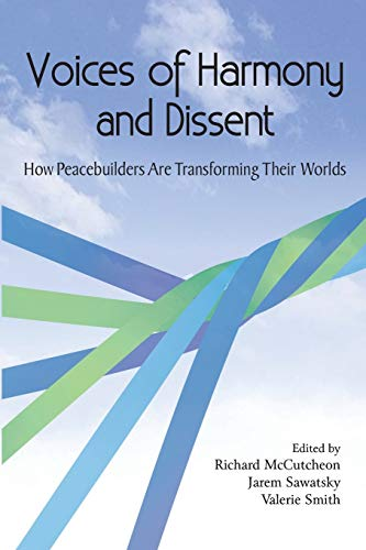 Voices of Harmony and Dissent By Edited by Richard McCutcheon