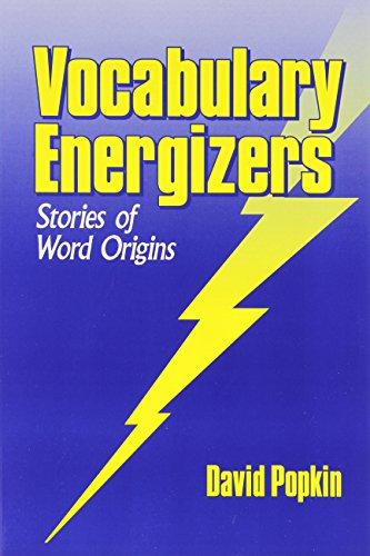 Vocabulary Energizers By David Popkin