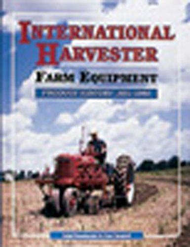 International Harvester Farm Equipment By Ralph Baumheckel
