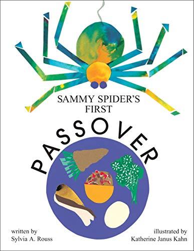 Sammy Spider's First Passover von Sylvia Rouss