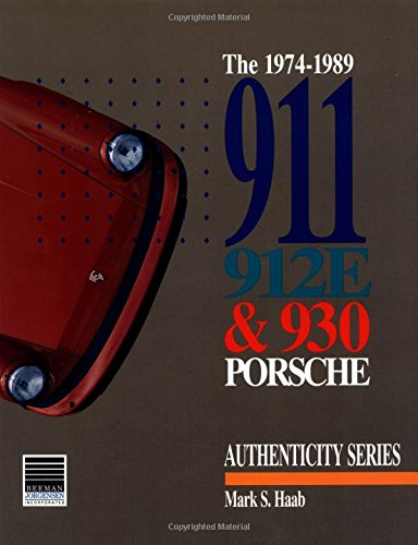 1974-1989 911, 912e and 930 Porsche By M Haab